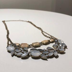 Jewelry - Layered Gemstone Necklace